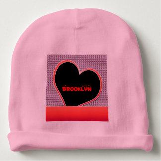 Brooklyn Hearts Baby Beanie