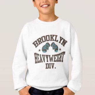 Brooklyn Heavyweight Division Mocha Sweatshirt