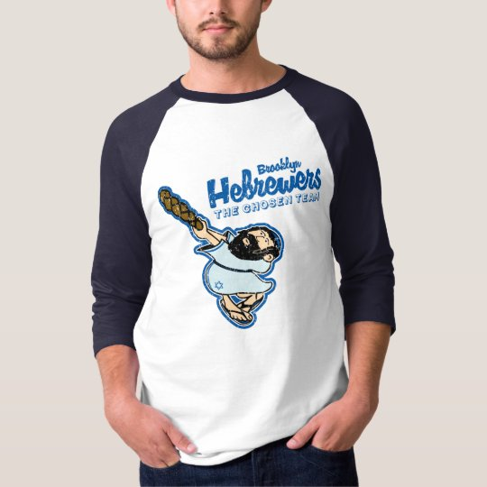 Brooklyn Hebrewers T-Shirt