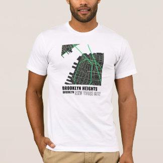 Brooklyn Heights, Brooklyn NYC T-shirt in Green