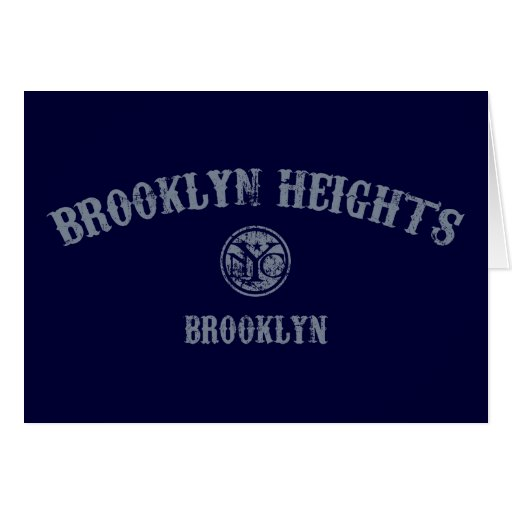 Brooklyn Heights Card