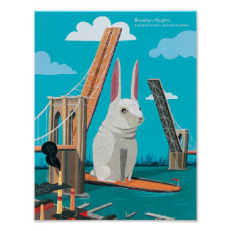 Brooklyn Heights Poster