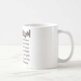 Brooklyn Hoods Coffee Mug