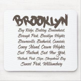 Brooklyn Hoods Mouse Pad