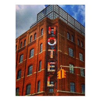 Brooklyn Hotel Postcard