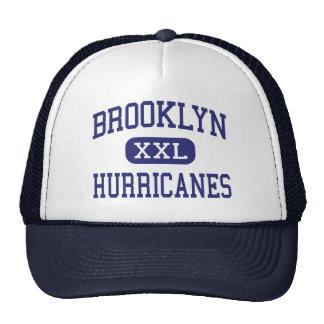 Brooklyn - huracanes - alta - Brooklyn Ohio Gorras