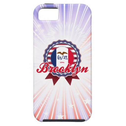 Brooklyn, IA iPhone 5 Carcasas