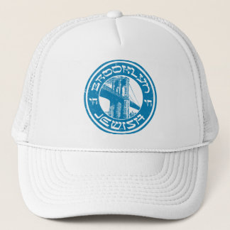 Brooklyn Irish Trucker Hat - Customized