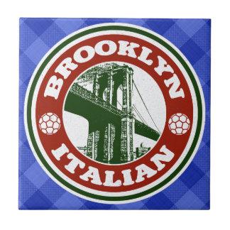 Brooklyn Italian American Ceramic Tile