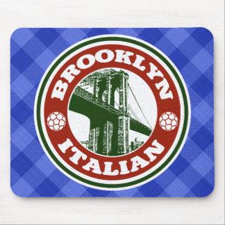Brooklyn Italian American Mousemat Mouse Pad