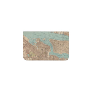 Brooklyn, Jersey City, and Hoboken Business Card Holder