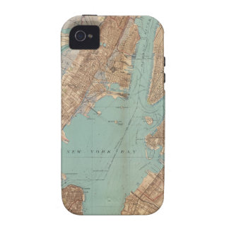 Brooklyn, Jersey City, and Hoboken iPhone 4/4S Cover