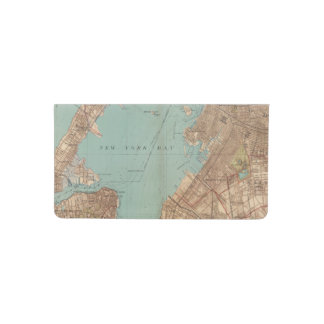 Brooklyn, Jersey City, and Hoboken Checkbook Cover