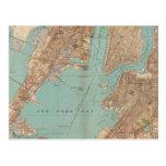 Brooklyn, Jersey City, and Hoboken Postcard