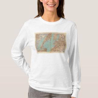 Brooklyn, Jersey City, and Hoboken T-Shirt