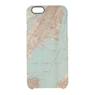 Brooklyn, Jersey City, y Hoboken Funda Clear Para iPhone 6/6S