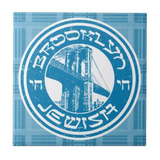 Brooklyn Jewish Ceramic Tile