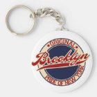 Brooklyn Keychain