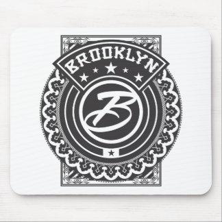 Brooklyn Logo Mouse Pad