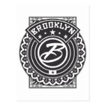Brooklyn Logo Postcard