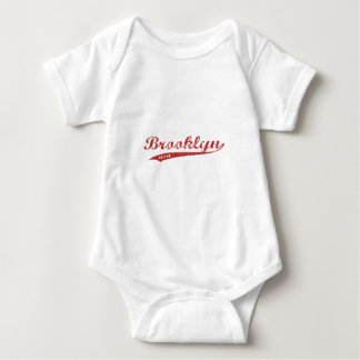 Brooklyn Mameluco De Bebé