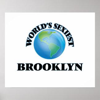 Brooklyn más atractiva del mundo póster