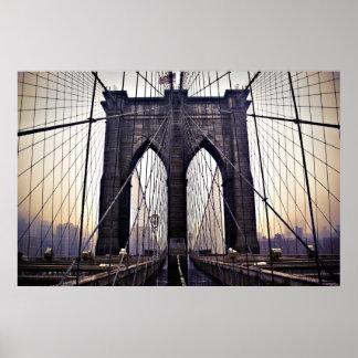 Brooklyn melancólica posters