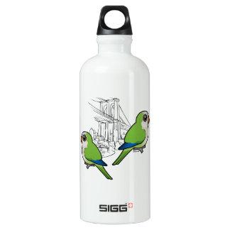 Brooklyn Monk Parakeets SIGG Traveler 0.6L Water Bottle