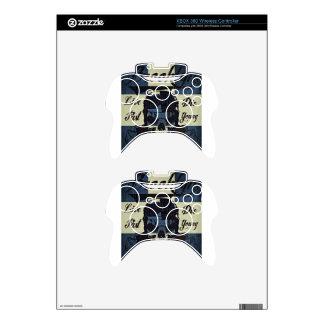 Brooklyn Motorcycle Club Xbox 360 Controller Skin