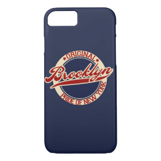 Brooklyn New York 100% Original iPhone 8/7 Case