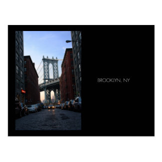 Brooklyn, New York, DUMBO Postcards