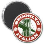 Brooklyn New York Italians Magnet