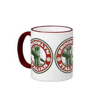 Brooklyn New York Italians Mug
