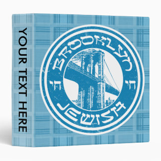 Brooklyn New York Jewish Binder