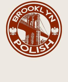 Brooklyn New York Polish Tshirt