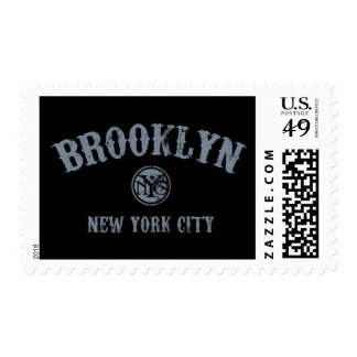 Brooklyn New York Stamps