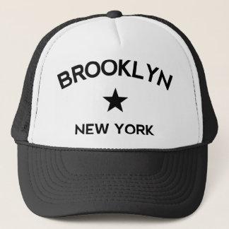 Brooklyn New York Trucker Cap