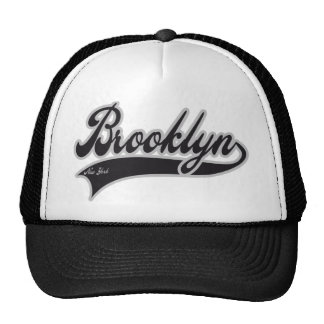 Brooklyn New York Trucker Hat