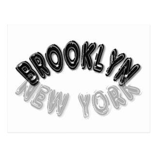 Brooklyn, Nueva York - cromo Postales
