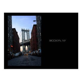 Brooklyn, Nueva York, DUMBO Postales