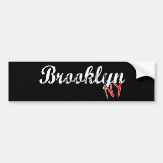 Brooklyn NY Bumper Stickers