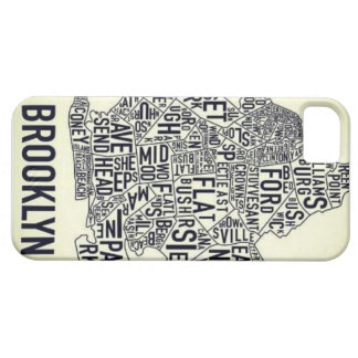 Brooklyn NY iPhone 5 Cover