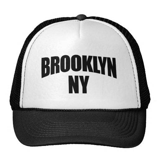 Brooklyn NY Nueva York Gorros