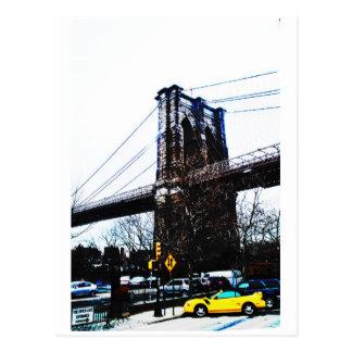 Brooklyn NY Postcard