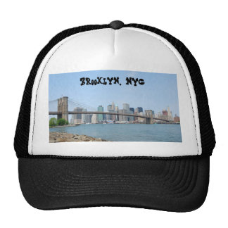 Brooklyn, NYC New York City - Hat