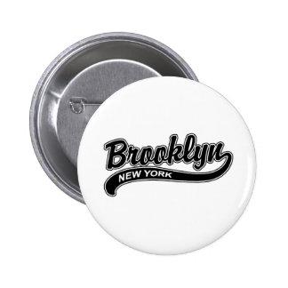 Brooklyn Pinback Button