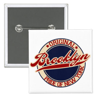 Brooklyn Pinback Button