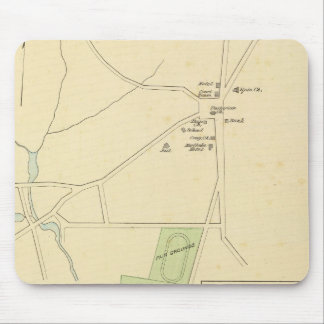 Brooklyn, Plainfield, Windham Center Mouse Pad