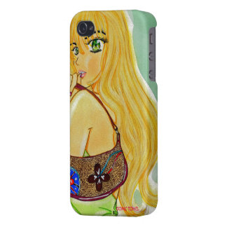 Brooklyn Poses iPhone 4 Cover