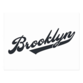 *Brooklyn Postcard
